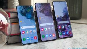 Samsung Galaxy S6, S7, S8, S9, S10, S20, Note