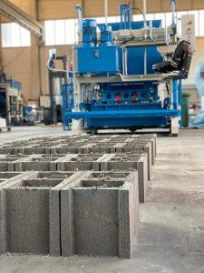 SVP-633 Pokretna masina za proizvodnju blokova