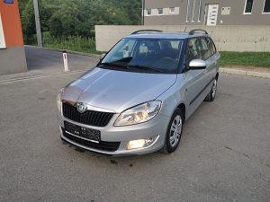 Škoda Skoda Fabia 1.6 tdi 77kw