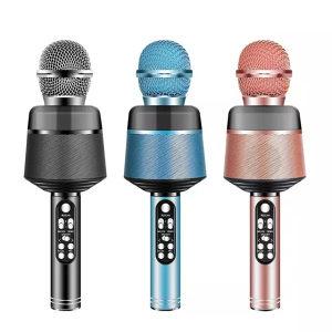 Karaoke mikrofon novi model sa svjetlecim efektima