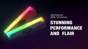 Adata XPG Spectrix D41 RGB 2x8GB 16GB DDR4 3200MHz CL16
