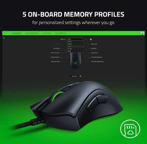 Razer DeathAdder V2 RGB Gaming Mouse