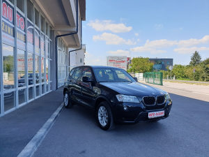 BMW X3 F25 2.0 Dizel 135kW 2012 godiste X-Drive