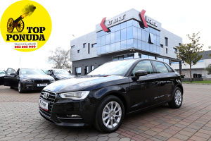 Audi A3 SB 1.6 TDI Sportpaket EXCLUSIVE PLUS