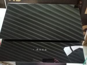 NAPA MAX 3000 CRNA INOX x60CM MTOUCH