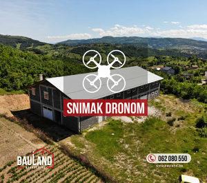 BAULAND PRODAJE/ Pilićara na parceli od 5000m2 / Ilijaš