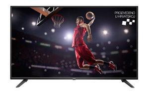 "Vivax 4K LED TV 55"" UltraHD 55UHD121T2S2  Smart 140cm"