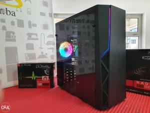 Racunar / i5-4570 / 8gb / 500gb / RX550 4GB DDR5 ^^