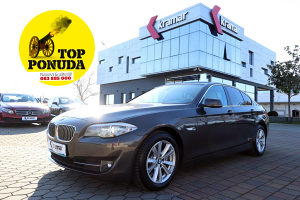 BMW 520 D Sportpaket Exclusive F10