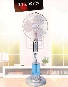 Ventilator sa raspršivačem vode u vodenu maglu
