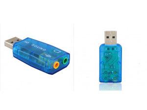 USB Zvucna Kartica 5.1