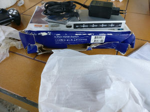 4portni HDMI switch