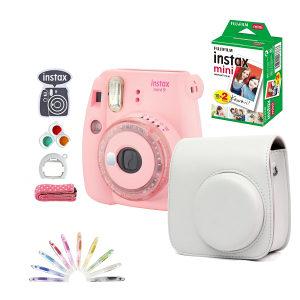 Fujifilm Instax Mini 9 Fun Set (aparat+film+torbica)
