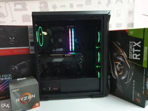 RYZEN 5 3600X / RTX 2070 8GB SUPER/ 16GB/ M2 500GB ^^