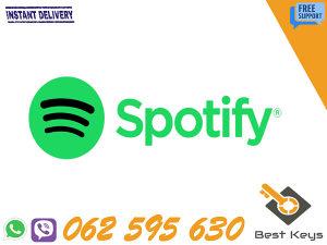 Spotify Premium   6 MJESECI   UPGRADE