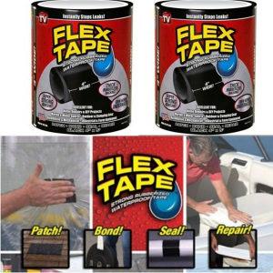 Flex tape vodootporna gumena traka