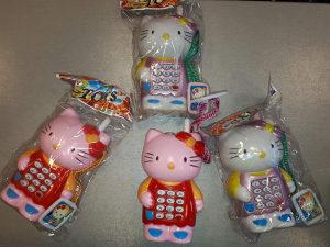 RASPRODAJA - Igracka telefon Hello Kitty