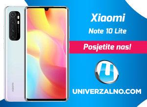 Xiaomi Mi Note 10 Lite 64GB (6GB RAM)