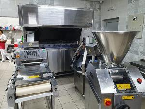 Linija za proizvodnju hleba