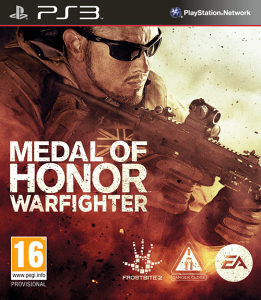 Medal of Honor Warfighter (PlayStation 3 - PS3)