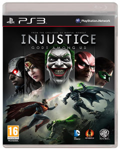 Injustice Gods Among Us (PlayStation 3 - PS3)