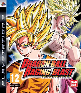 Dragon Ball Raging  Blast (PS3)