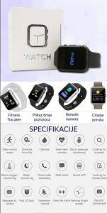 Pametni sat smart watch FitPro