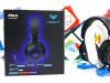 Gaming slušalice Aula HEX LED