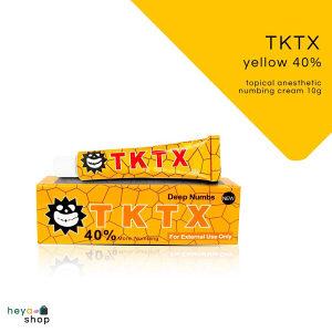 TKTX-ANESTETIK KREMA 40%
