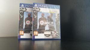 UFC 4 (PS4 / Playstation 4) Na stanju