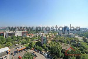 PROSTOR prodaje: Trosoban stan sa balkonom, Nedžarići