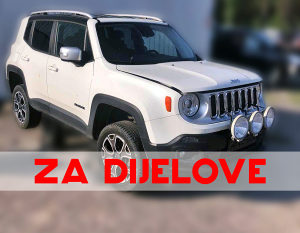 DIJELOVI JEEP RENEGADE LIMITED 2015 GOD. 2.0 MJET 4X4