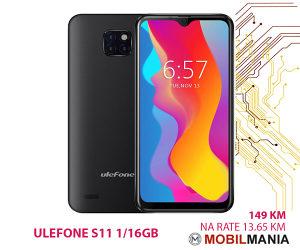 Ulefone S11 1/16GB