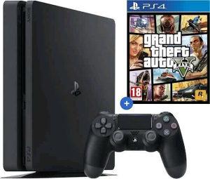 Sony PlayStation 4 500gb Slim i GTA 5 (PS4) *NA STANJU*