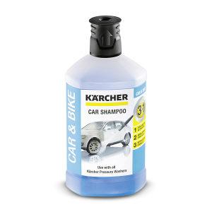 Karcher Auto šampon 1l 3u1