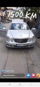 Mercedes-Benz E 320 4x4