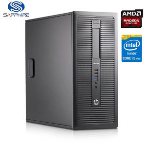 GAMER i5-4570 / 8GB / 500GB / AMD RX 550 4GB GDDR5