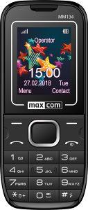 Mobitel na tipke Maxcom classic MM134 Black
