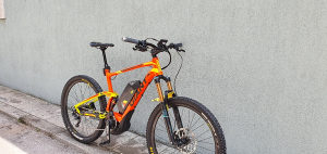 Giant Full Suspension  Elektricni bicikli biciklo