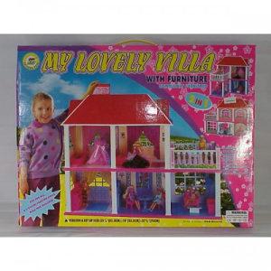 Kućica za lutke My Lovely Villa 0805239