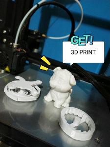 3D PRINT i 3D MODELING