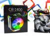 Cooler za CPU JONSBO CR-1400 RGB