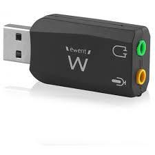 EWENT EW3751 USB Audio Adapter