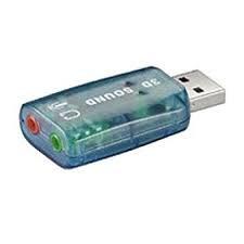 M-CAB USB 2.0 Sound Card