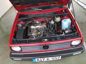 Volkswagen Golf 2 1.6 Turbo Dizel