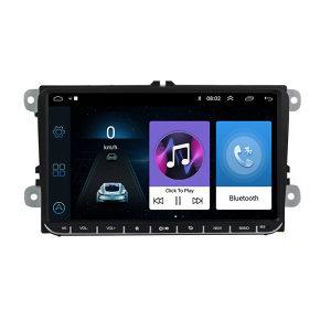 """ANDROID AUTO RADIO MULTIMEDIA VW 9"""" GOLF PASSAT TOURAN"""