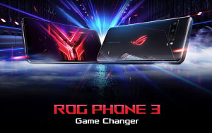 Asus ROG Phone 3 256GB - 5G - Black