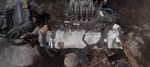 Motor Fiat Punto Grande 1.2  06-