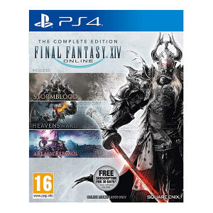 Final Fantasy XIV Online The Complete Edition (PS4)
