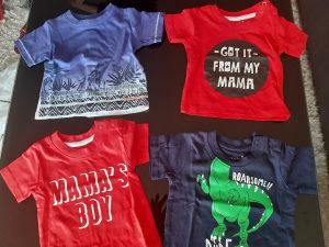 Baby odjeca - majice